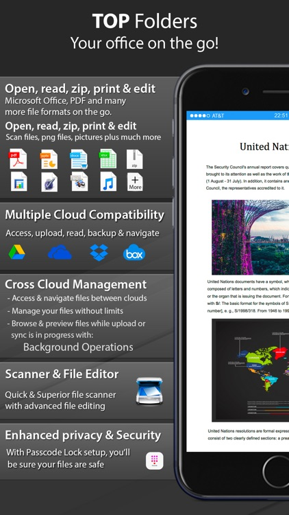TOP Folders - Scan & Sync Docs