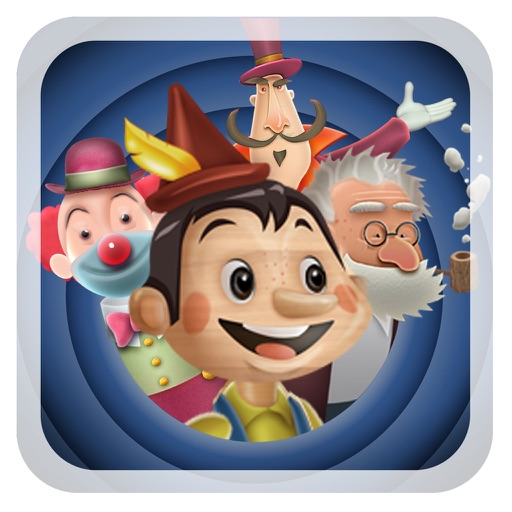 PINOCCHIO - an interactive Storybook