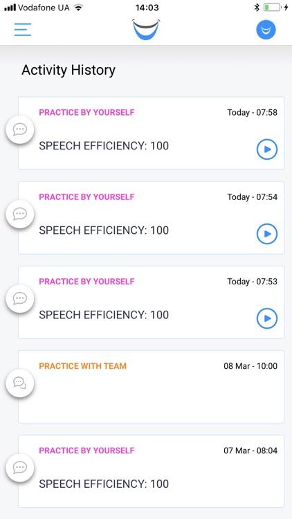 Digital Speech Therapy screenshot-4