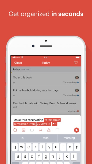 Todoist: Organize your life for Windows