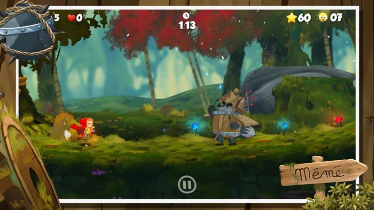RedStory Lil Red Riding Hood screenshot-0
