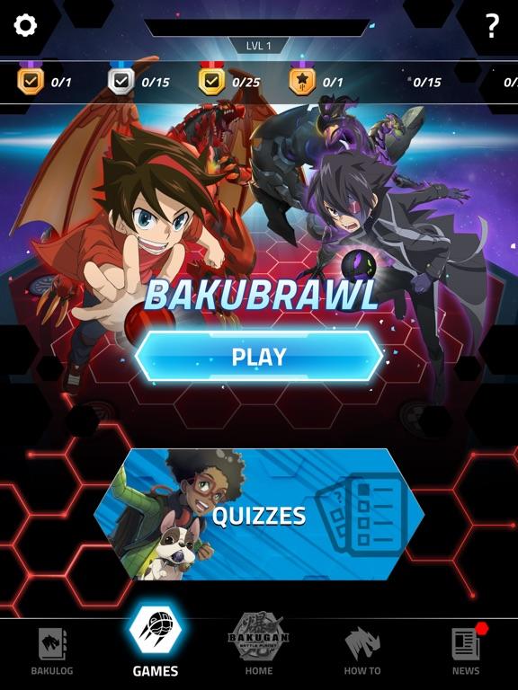 Bakugan Champion Brawler screenshot 11