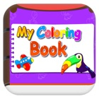 My Coloring Book icon