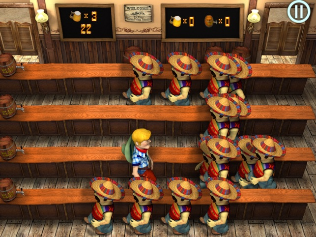 Best Game Barman, game for IOS