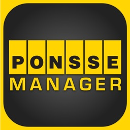 PONSSE Manager