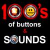 100 Knappar och Ljud Ringsigna