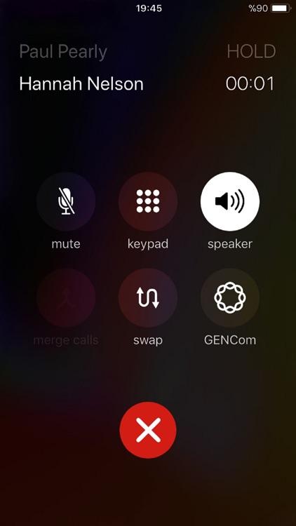 GENCom for Mobile screenshot-5