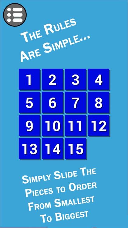 15 Puzzle+ screenshot-4