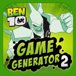 Ben 10 Generador de Juegos 2