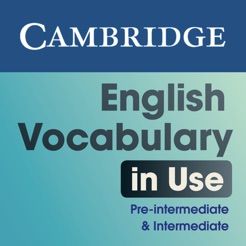 Vocabulary In Use Intermediate On The App Store