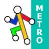 Paris Metro & Tram by Zuti