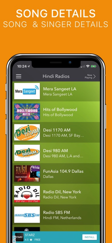 Hindi Radio - India FM Radios - Online Game Hack and Cheat