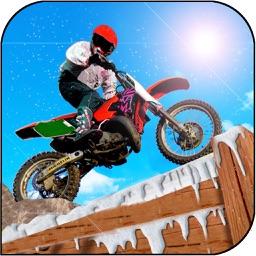 Moto Hot Wheel-Bike Stunt Race
