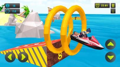 Kids Jetski Power Boat screenshot 1