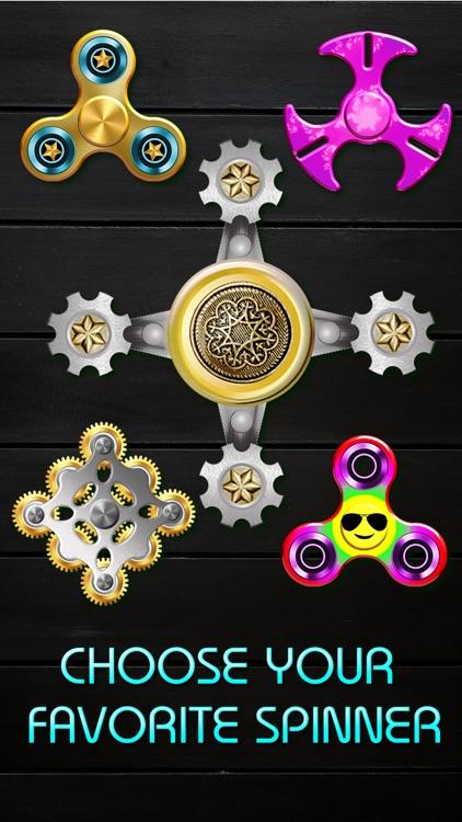Fidget Spinner Glow screenshot-3