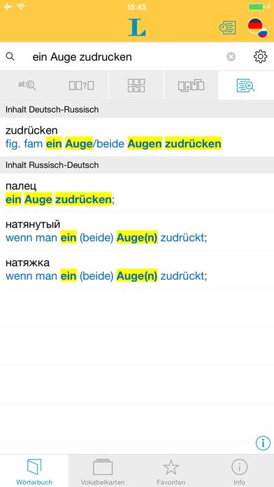 Großes Russisch Wörterbuchのおすすめ画像2