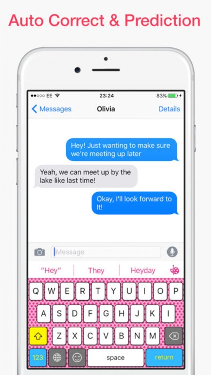 Magic Emoji Keyboard Skins screenshot-3
