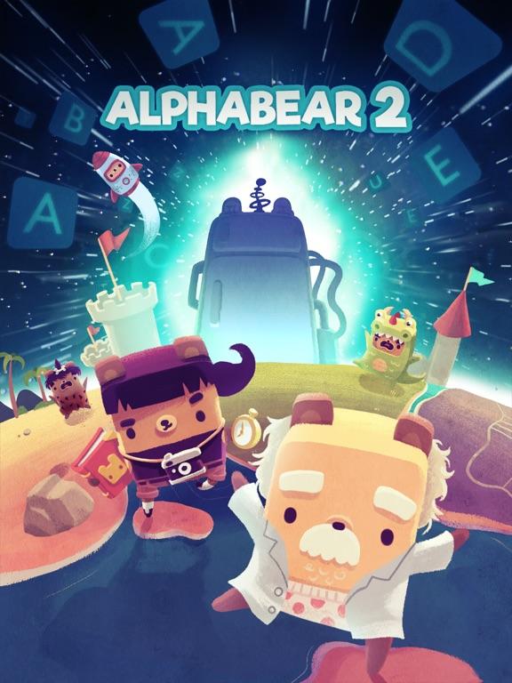 Alphabear 2 на iPad
