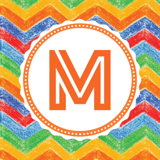 Monogram It Wallpaper Maker by Nanda Renuka