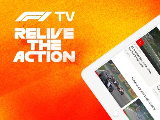 F1 TV by Formula One Digital Media Limited (iOS, United