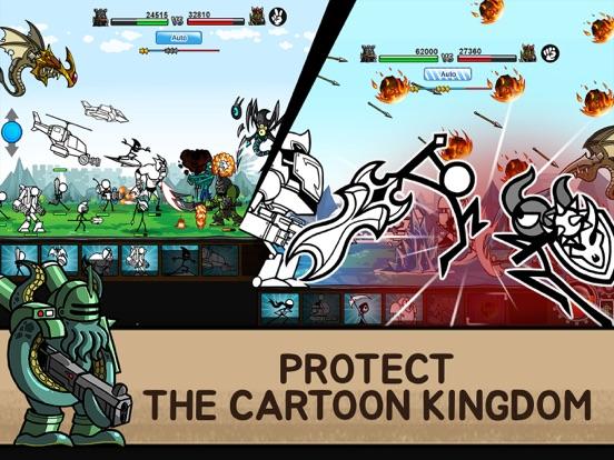 Скачать Cartoon Wars 3