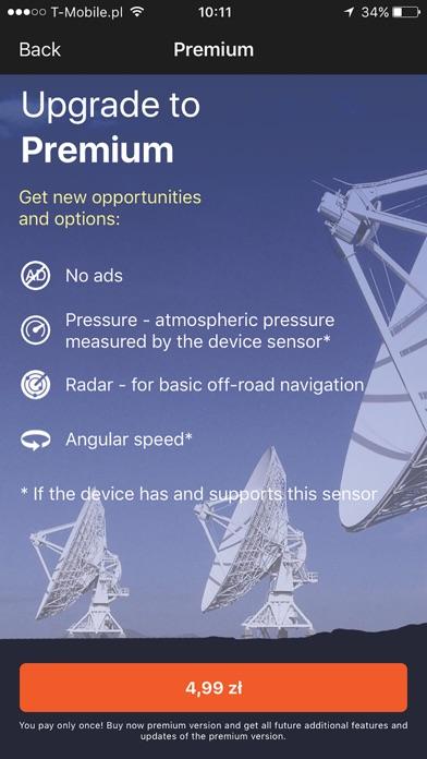 GPS數據 map屏幕截圖3
