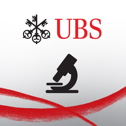 UBS Neo Research iOS App