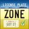 "License Plate Zone contains a gallery of license plates from all across the United States, making it unique among versions of the classic ""license plate game"