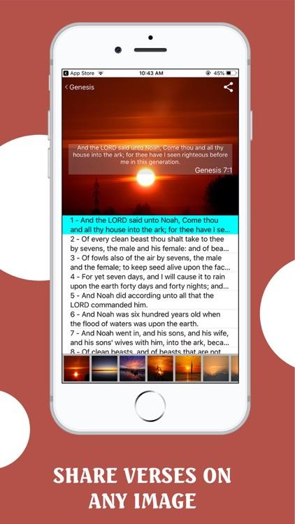 Old Testament - King James screenshot-3