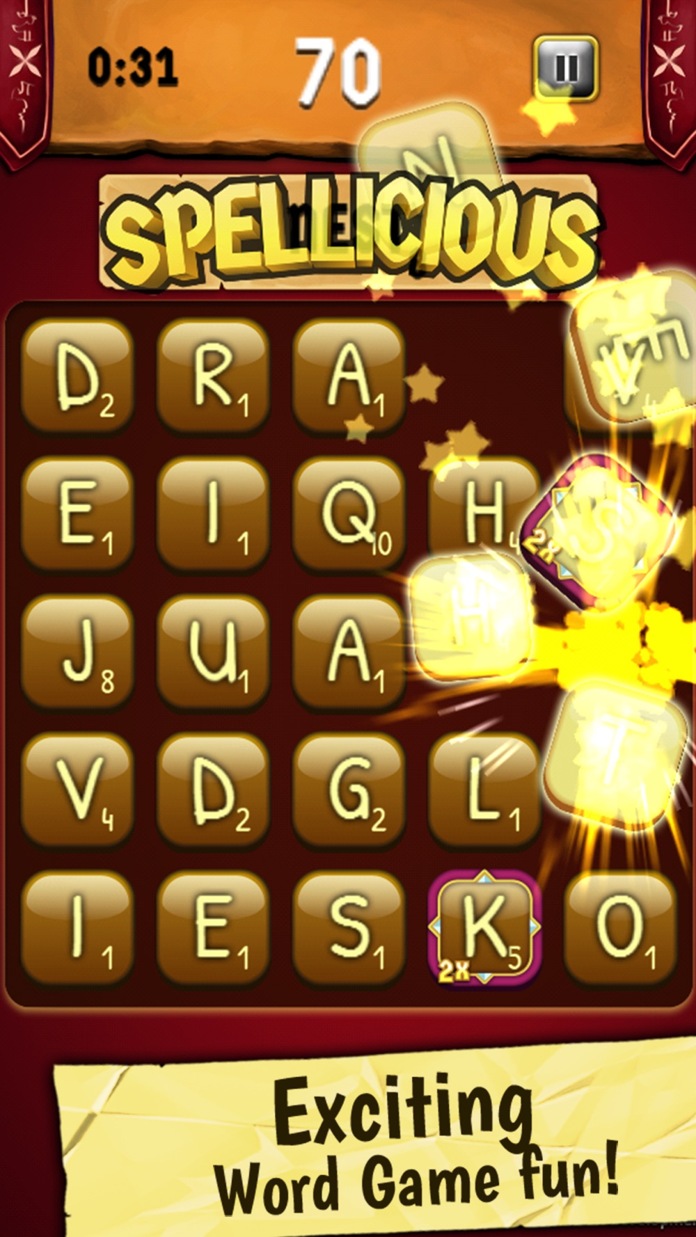 Spell Words – Magical Learning Cheat Codes