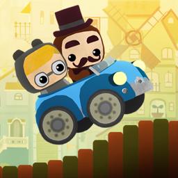 Ícone do app Bumpy Road