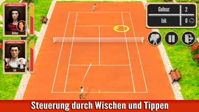 Screenshot 2 World of Tennis: Goldene 20er