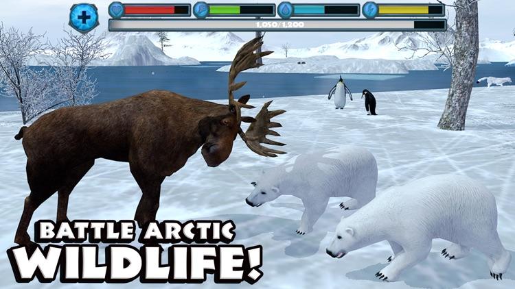 Polar Bear Simulator screenshot-3