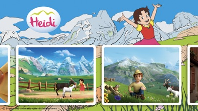 Puzzel Heidi screenshot 7