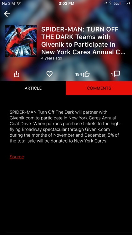 SPIDER-MAN TURN OFF THE DARK screenshot-4