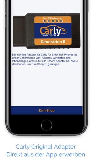 Carly für BMW (Neue Version) Screenshot
