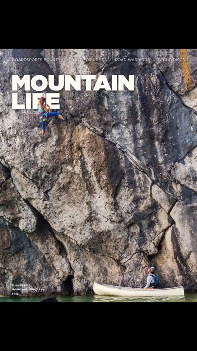 Mountain Life Blue MountainsScreenshot of 3
