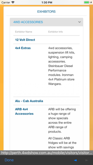 Perth 4WD Show on the App Store
