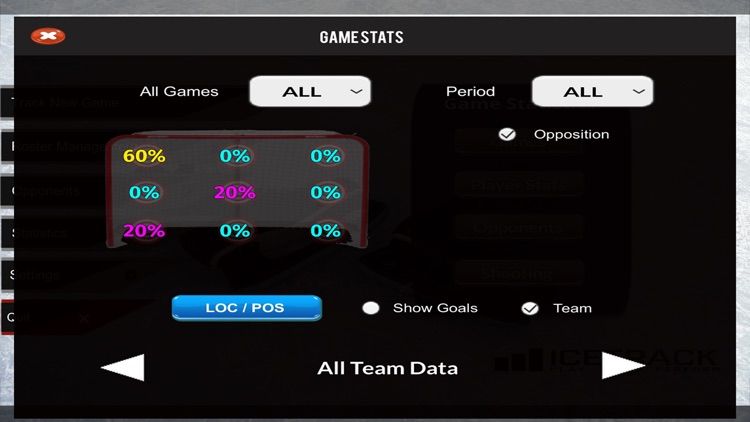 IceTrack Hockey Statistics screenshot-3