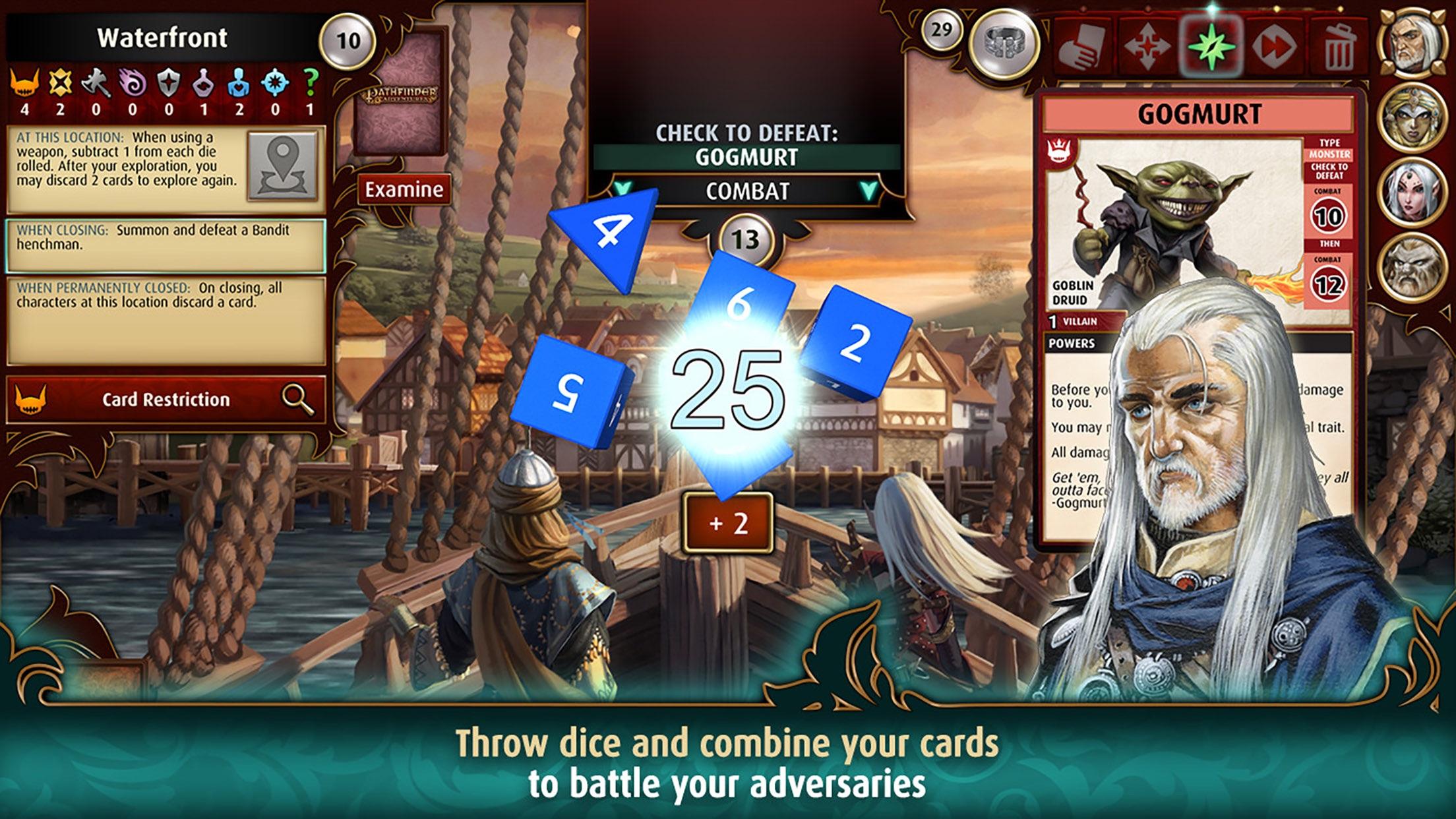 Pathfinder Adventures Screenshot