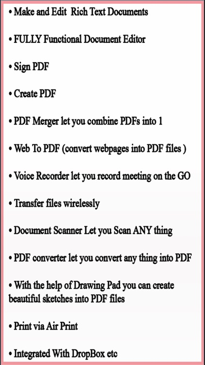 Create Document HD - Doc Write