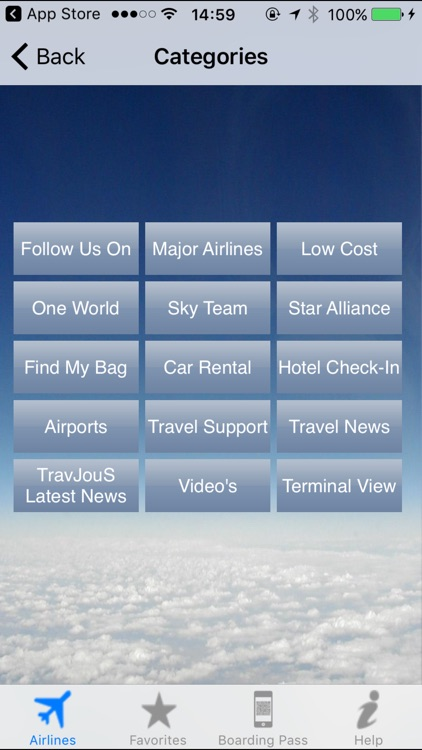 Airline Flight Check-In Asia screenshot-1