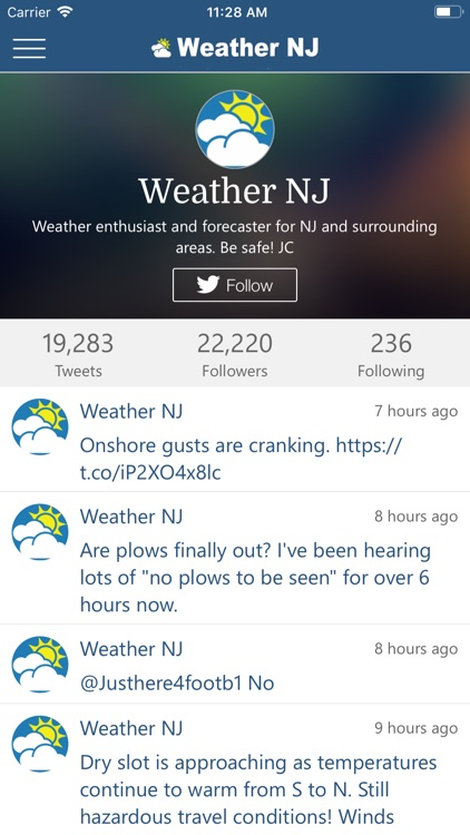 Weather NJ LLC screenshot-5