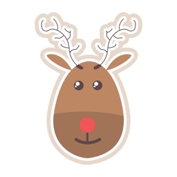 Christmas Spirit Stickers