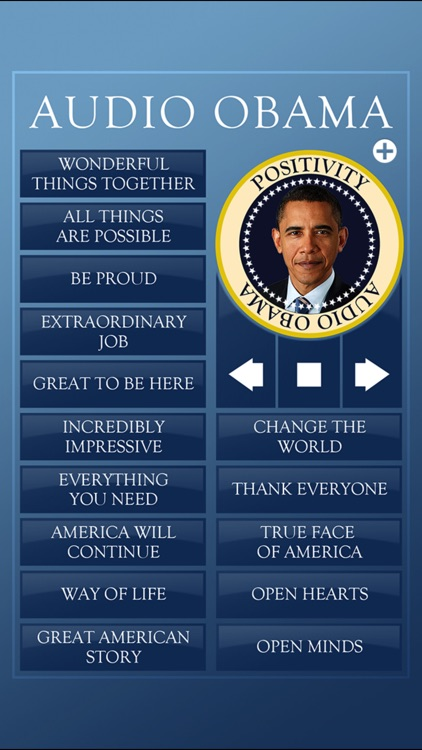 Audio Obama - soundboard screenshot-3