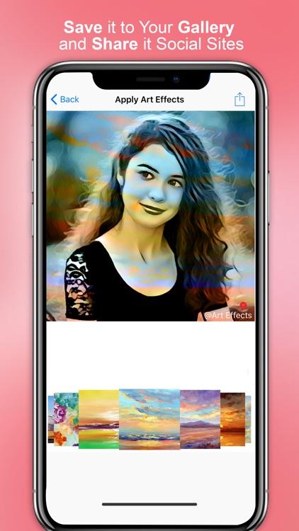 Photo Editor Filter Art Effect screenshot-4