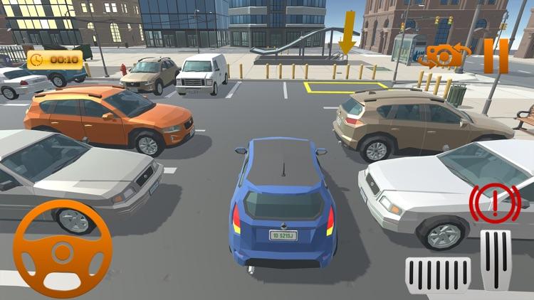 Grand City Dr Parking Sim 2018