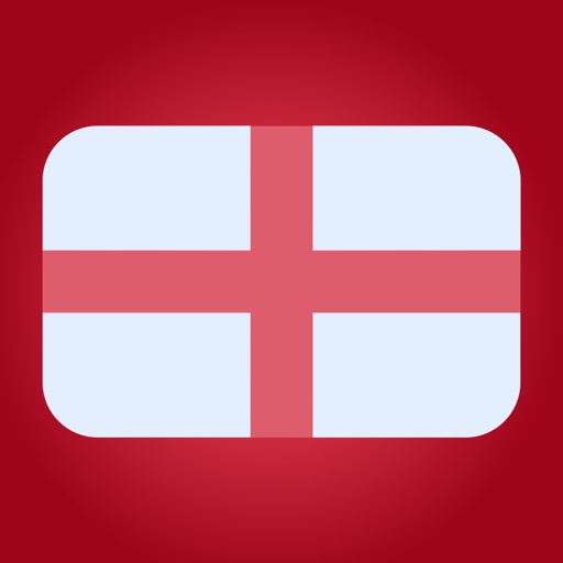 England Tipical Stickers icon