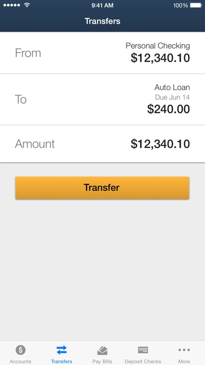AACFCU MOBILE BANKING screenshot-2