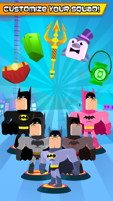 download Teen Titans Go! Figure apps 4